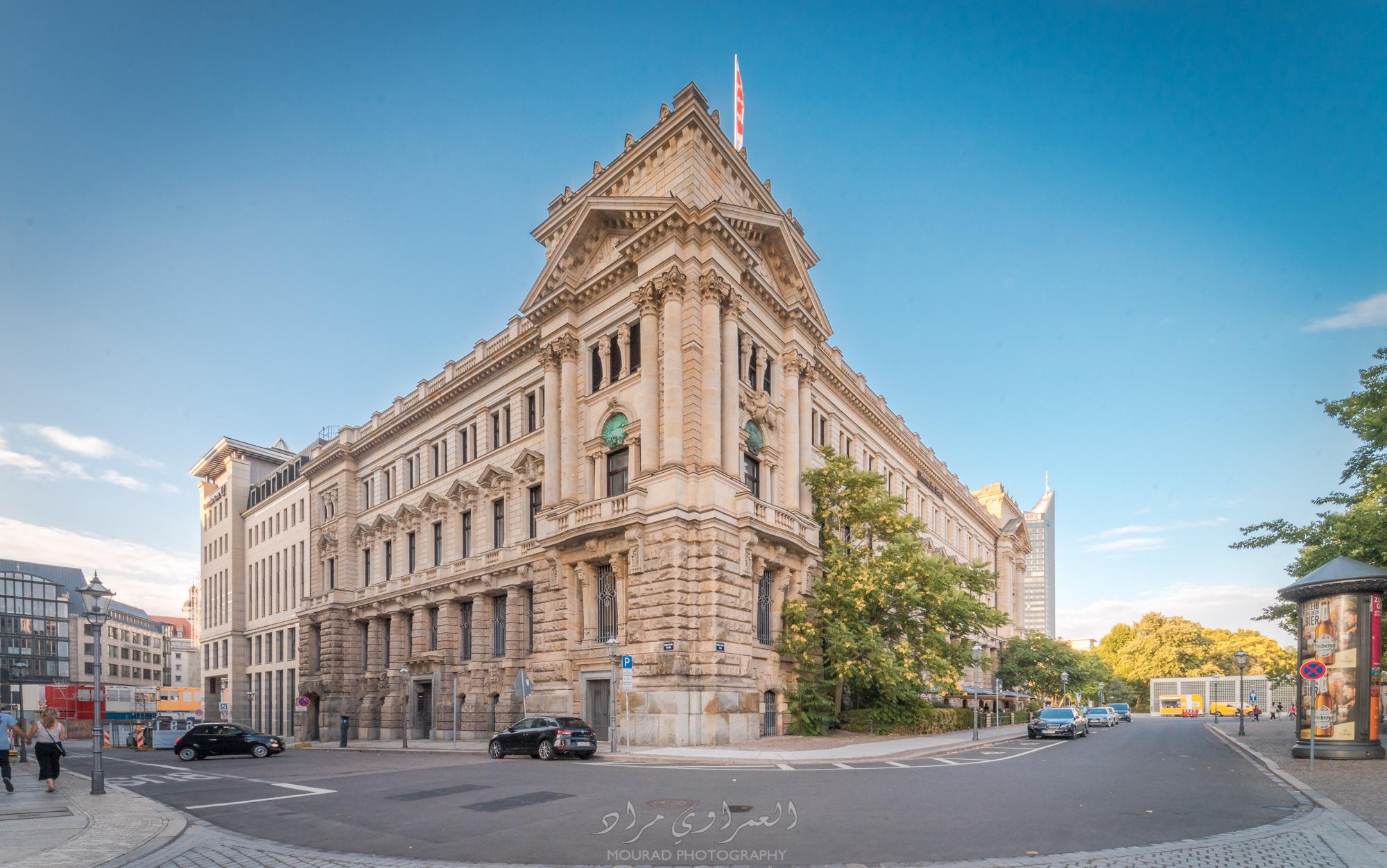 Deutsche Bank Gebäude in Leipzig